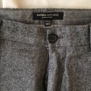 Wool Banana Republic Men's Trousers